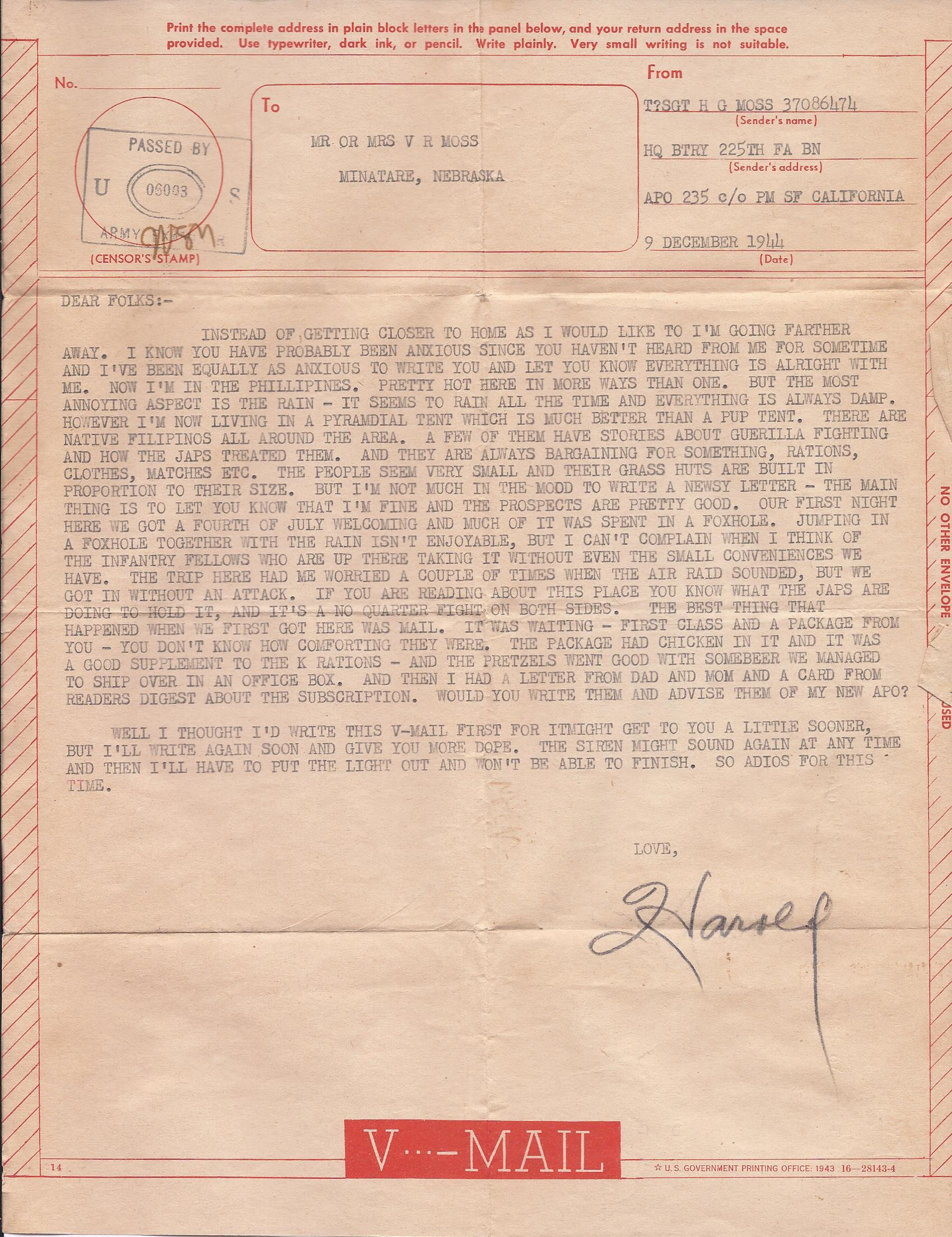letter to aunt bessie A friend in utah recently received, though friends of friends, a previously unknown letter from bessie hyde she wrote it to her aunt and uncle, ruth and millard haley of pittsburgh, hours.